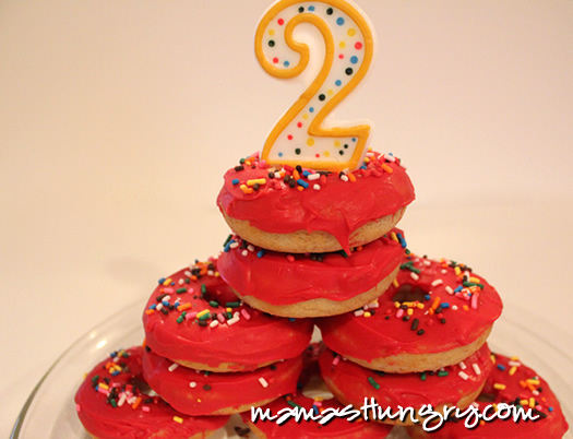 Whole Wheat Birthday Cake Recipe
